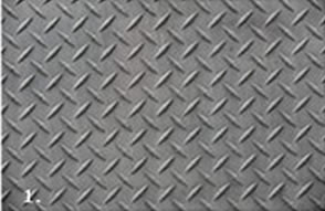 Perforated Metal Checker Plate Slippery Resistance Stair